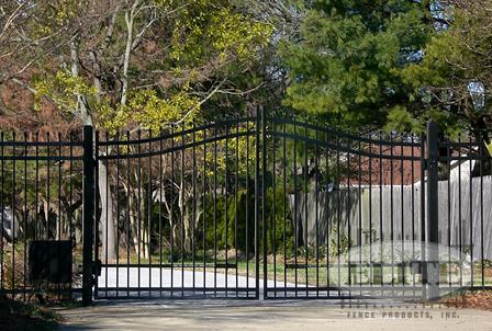 Estate And Custom Gates Elite Fence Products Michigan Usa