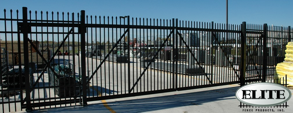 Aluminum Fencing by Elite Fence Products, Inc - Ornamental Aluminum