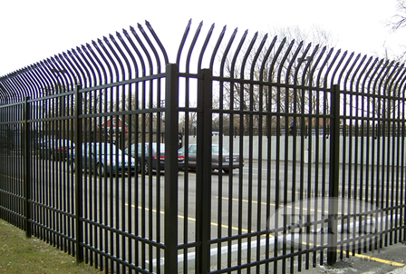 Industrial Grade Aluminum Fencing Elite Fence Products