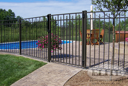 Residential Grade Aluminum Fencing Elite Fence Products